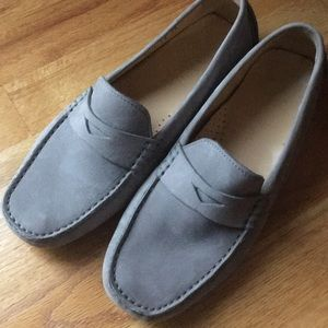 Cole Haan Suede Driving Loafer